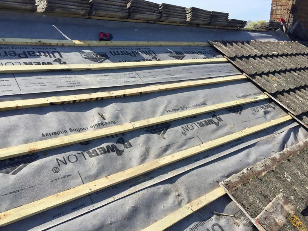 Roof Repairs Waterford
