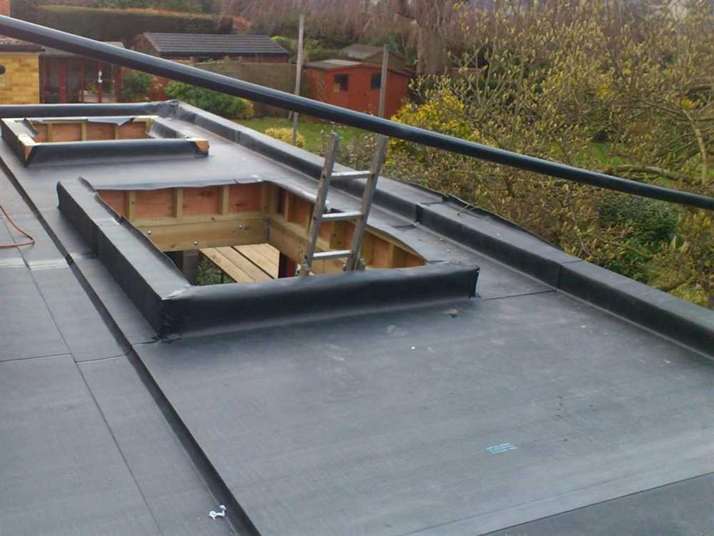 Felt Roofing Waterford