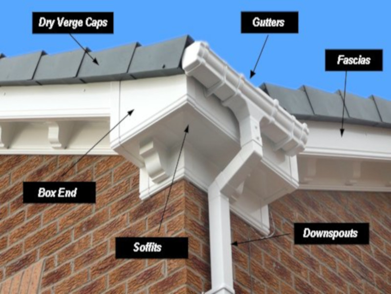 Soffits and Fascia Waterford
