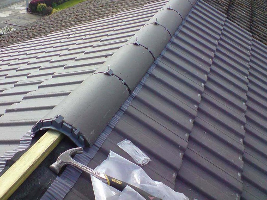 Ridge Tile Repair Waterford